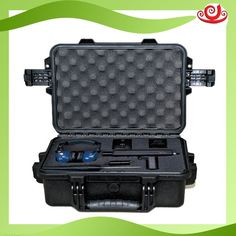 52.00$  Watch now - http://ali9vq.shopchina.info/go.php?t=32794486727 - Tricases factory military standard ip67 hard PP palstic waterproof shookproof dustproof small tool cases tablet computer M2100 52.00$ #SHOPPING