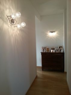 Total white Interior for the happiness of the howner - arch Michela Pasquarelli Arch, Wall Lights, Happiness, Interior Design, Lighting, Home Decor, Nest Design, Longbow, Appliques