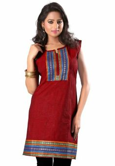 #fabdealdotcom #Indian #Bollywood #Designer #Maroon #Cotton