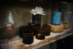 Some gorgeous candle holders
