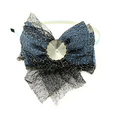 Smile Elegant Sequin Bowknot Hair Bands Hair Jewelry Women Girl Headband Hair Band sw128 * You can get more details by clicking on the image. #hairhowto