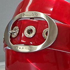 プレイン ホログラム レッド 39mm http://bahodesign.com/plain-66-67  #ゴルフ #ベルト #bahodesign #バホデザイン #バホ #日本 #大阪 #ホログラム #ミラージュ #ごるふ #亀谷産業