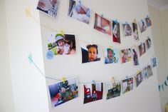 Decor of my baby boy first birthday party pictures from 1st year