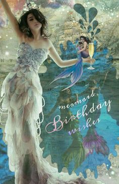 Beautiful Birthday Terry, may your inner mermaid be full of Love, Joy and much Happiness on your dreamy mystical day! Happy Birthday Pictures, Happy Birthday Quotes, Happy Birthday Wishes, Birthday Greetings, Birthday Weekend, Birthday Love, Friend Birthday, Happy Birthday Beautiful, Bday Cards