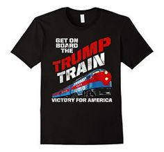Along with sharing merchandise, I've also enjoyed sharing Donald Trump Shirts on my twitter page. I now want to make a page showing off some of my favorites. I've had many people send me pictures
