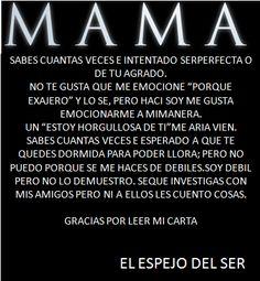 Papá Y Mama Phrases Sad Texts Sad Quotes Y Sad Love