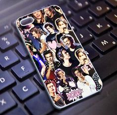 harry styles collage one direction Phone case for by SAHERCASE