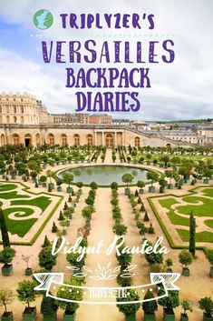 Versailles Travel Guide  What to see, eat, drink, shop and stay in Versailles