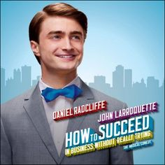 How To Succeed In Business Without Really Trying 2011 Broadway Revival Cast Recording CD