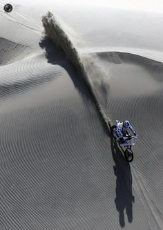 The 2013 Dakar Rally