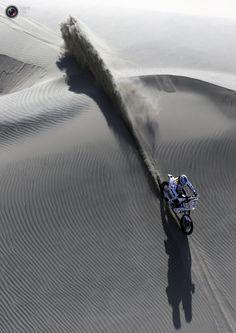The 2013 Dakar Rally http://biketrade.co.uk