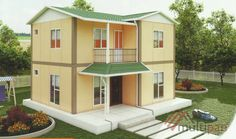 MPX2 100 Square Meters Separate Lounge / Kitchen 2 Bedrooms 2 Bathrooms