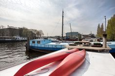 Houseboat Southern Comfort B&B Amsterdam