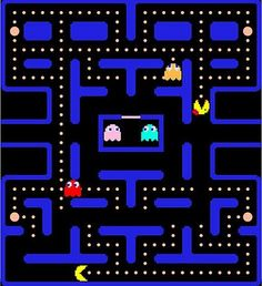 PacMan became the craze in the 80s