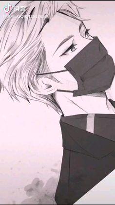 Digital Painting Tutorials, Digital Art Tutorial, Art Tutorials, Anime Character Drawing, Manga Drawing, Manga Art, Art Drawings Sketches Simple, Pencil Art Drawings, Japon Illustration