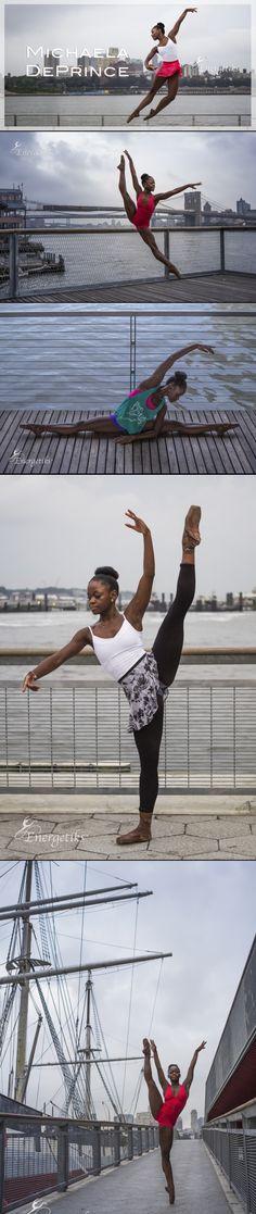 Michaela DePrince - prima ballerina