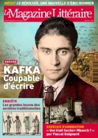 Le Magazine Littéraire n°539