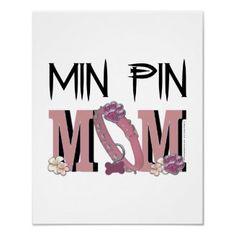 Min Pin MOM Poster