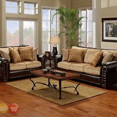Tan Leather Couch Decorating Ideas