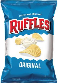 RUFFLES® Original Potato Chips