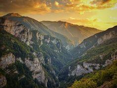 Highland Village, Bosnia, Sunsets, Hiking, Europe, Inspirational, Explore, Adventure, Mountains