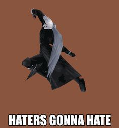 Haters Gonna Hate #gif