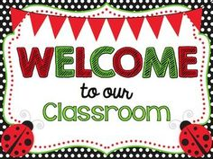 Ladybug Classroom Decor Bundle pages! Birthday Chart Classroom, Classroom Charts, Birthday Charts, Classroom Bulletin Boards, Classroom Rules Poster, Classroom Signs, Preschool Classroom, Teacher Classroom Decorations, Classroom Displays
