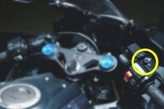 Ada Dudukan Spion Di Setang CBR250RR, Untuk Motor Honda CB250?
