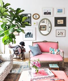 I first shared artist Kate Schelter'scolorful Manhattan home last year, but lucky for us, it's since been photographed by One Kings Lane. Kate's unapologetically preppy watercolors are at the top of my art collecting wish list and I am beyondexcited for her first book, Classic Style, which comes out in May. Below, exploreKate's gorgeous home …