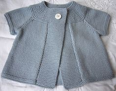 Ravelry: Little Daisy Cardigan pattern by Sublime Yarns Baby Knitting Patterns, Baby Cardigan Knitting Pattern, Knitting For Kids, Baby Patterns, Hand Knitting, Knitting Hats, Knit Baby Sweaters, Knitted Baby Clothes, Baby Knits