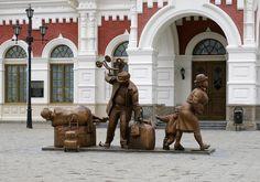 Пассажиры в Екатеринбурге