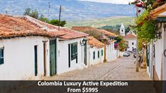 Colombia Luxury Active Expedition - https://traveloni.com/vacation-deals/colombia-luxury-active-expedition/ #colombiavacation #adventurevacation #southamerica