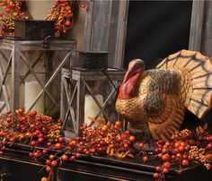 www.ragonhouse.com Vintage Thanksgiving, Thanksgiving Tablescapes, Thanksgiving Crafts, Thanksgiving Decorations, Happy Thanksgiving, Seasonal Decor, Happy Fall, Thanksgiving Blessings, Fall Table