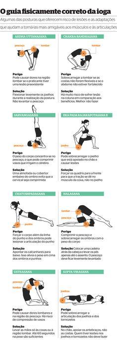 Posições da ioga (Foto: Ilustrações: Rodrigo Fortes)