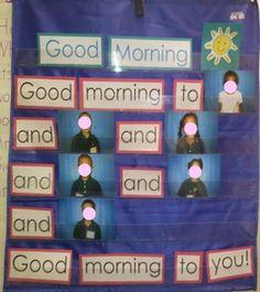 Adventures in Kindergarten: Names, Names, Names
