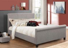 Birlea Hudson Fabric Bed Frame