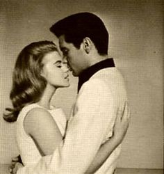 "Publicity still - ""Viva Las Vegas"" - Elvis & Ann-Margret"