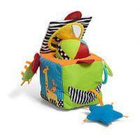 Jones - Infantino Big Top Discovery Cube