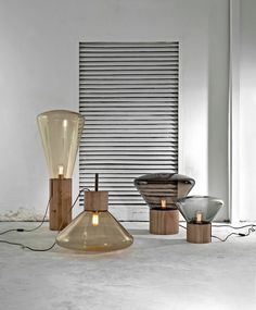 FLODEAU Lucie Koldová Dan Yeffet Muffins lamps 2