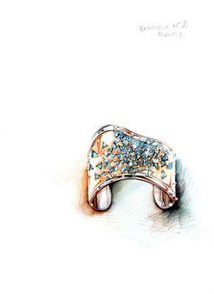 Barbara Brocchi_Jewerly illustration