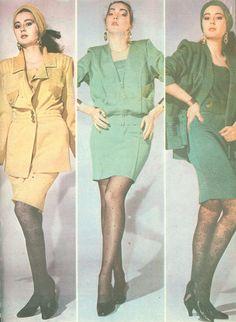 Moda Anului 1989 in Romania - 80s Shoes, My Childhood, Romania, Retro Fashion, Style Inspiration, Shirt Dress, 1980s, Aesthetics, Shirts
