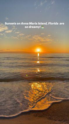 Sunset on Anna Maria Island, Florida