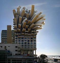 exploding balconies