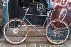 Bicicleta #Pilen version Singlespeed tuneada www.pilen.com.es