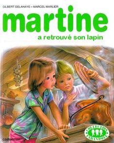 Martine a retrouvé son lapin