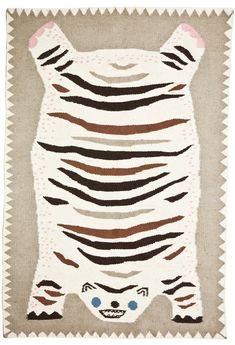 """I badly want this.  """"Otis flat-on-belly is his full name. The rugs will be on sale on the Rym-site soon."""""""