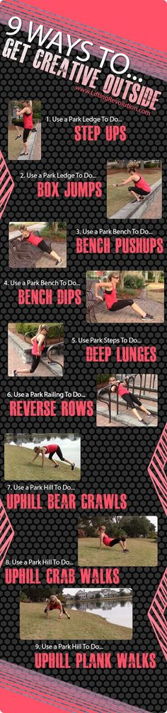 3 Workouts You Can Do in the Great OutdoorsPositiveMed | Positive Vibrations in Health