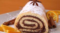 Pour finir en beauté votre repas de Noël Jean-François Piège nous propose une recette simple, rapide et délicieuse de gâteau au nutella et à l'orange.