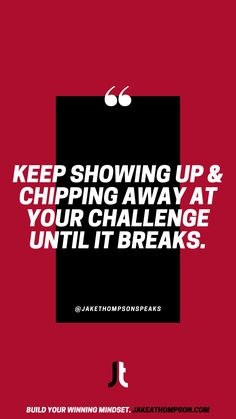 Pound the stone until your challenge breaks. Compete every day. Leadership Games, Silly Questions, Good Employee, Slow Burn, To Strive, Keynote Speakers, Growth Mindset, To Focus, Training Programs