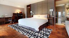 Les Suites Orient Bund Shanghai à Shanghai   Splendia - http://pinterest.com/splendia/